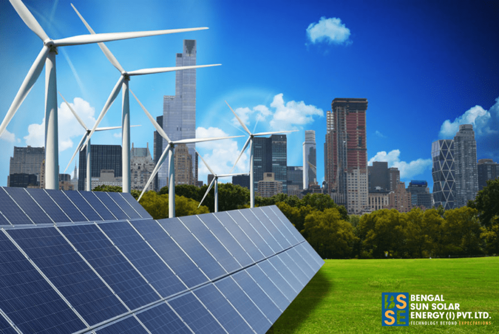 On-grid solar power system. How it works and what are its benefits?