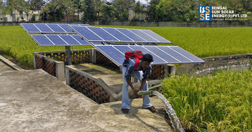 How can solar energy transform the pace of agriculture?